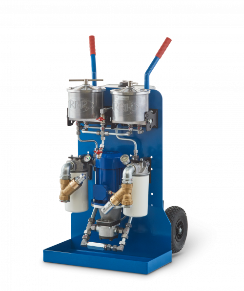 Kinematic®series oilfiltration & oilcondtioning systems